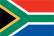 South Africa flag for home page access