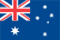 Australia flag for home page access