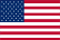 United States flag for home page access