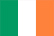 Ireland flag for home page access